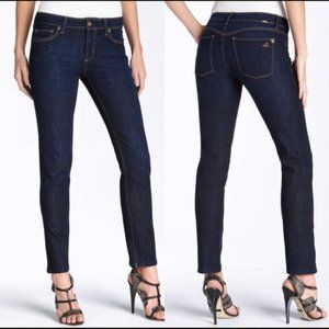 DL1961ANGEL Mid-rise Skinny Ankle Jeans 28